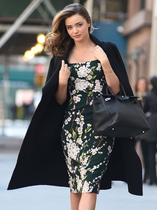 Miranda Kerr out in New York, America - 26 March 2014