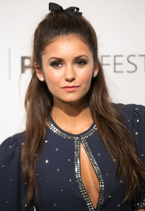 Nina Dobrev attends The Vampire Diaries screening at PaleyFest 2014 in Los Angeles - 22 March 2014
