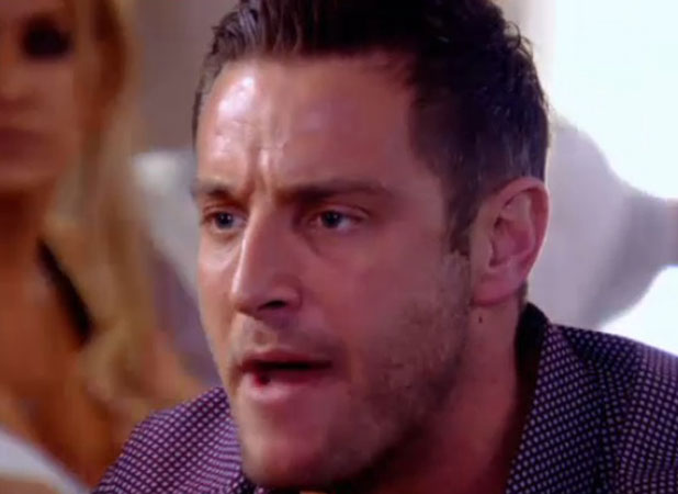 TOWIE series eleven, episode nine, aired 23 March 2014: Elliott Wright