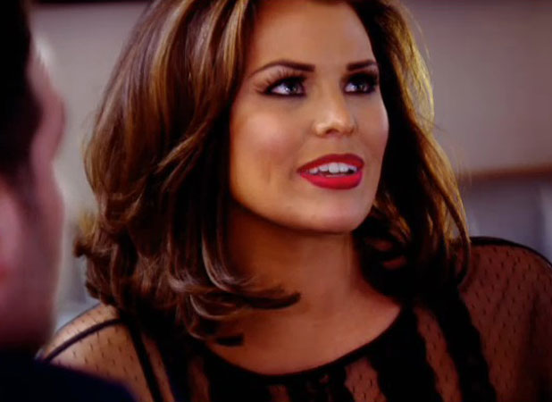 TOWIE series eleven, episode nine, aired 23 March 2014: Jessica Wright