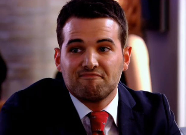 TOWIE series eleven, episode nine, aired 23 March 2014: Ricky Rayment
