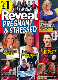 Reveal magazine issue 13, year 2014 cover