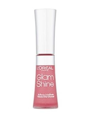 L'Oréal Paris Glam Shine Lip Gloss in Rose Crystal