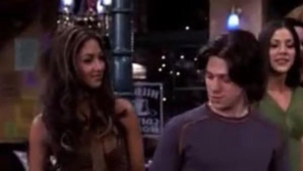 Nicole Scherzinger on Sabrina The Teenage Witch, series five, 2001