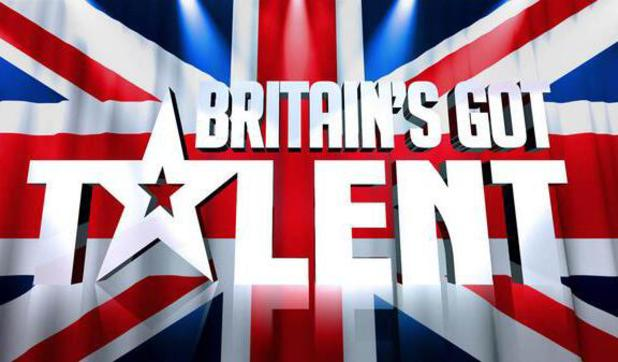 Britain's Got Talent logo - 2014.