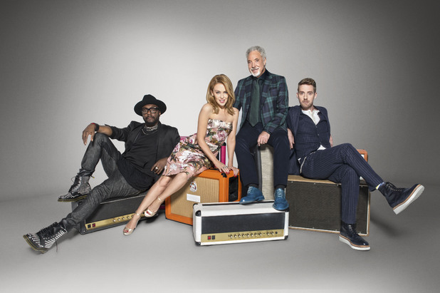the Voice UK: Live Final, Sat 5 Apr