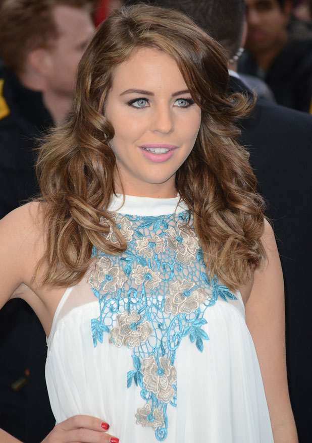 Lydia Bright at the 'Noah' UK Premiere held at the Odeon Leicester Square, London, 31 March 2014