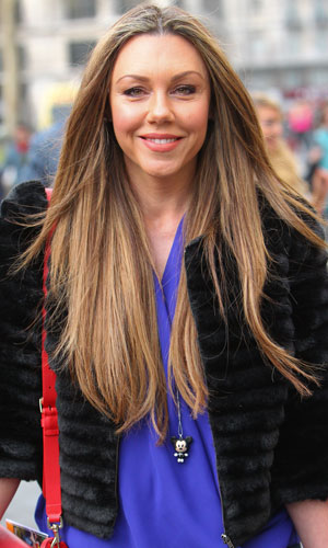 Michelle Heaton, Rio2 Gala Film Screening at the VUE Leicester Square, 30 March 2014