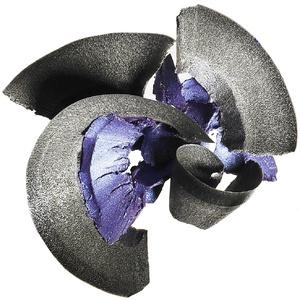 Gosh Velvet Touch Eye Liner in Purple Stain