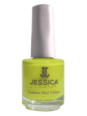 Jessica Nails in Yellow Flame, £10.50, gerrardinternational.com