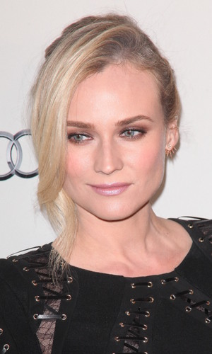 Diane Kruger, FX Networks Upfront Premiere Screening Of 'Fargo' at SVA Theater - Arrivals, 10 April 2014