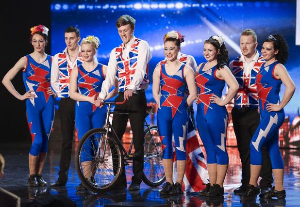 Britain's Got Talent hopeful: Wookey Hole Turbo Jets