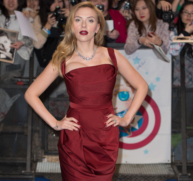 The UK premiere of Captain America: The WInter Soldier at Westfield