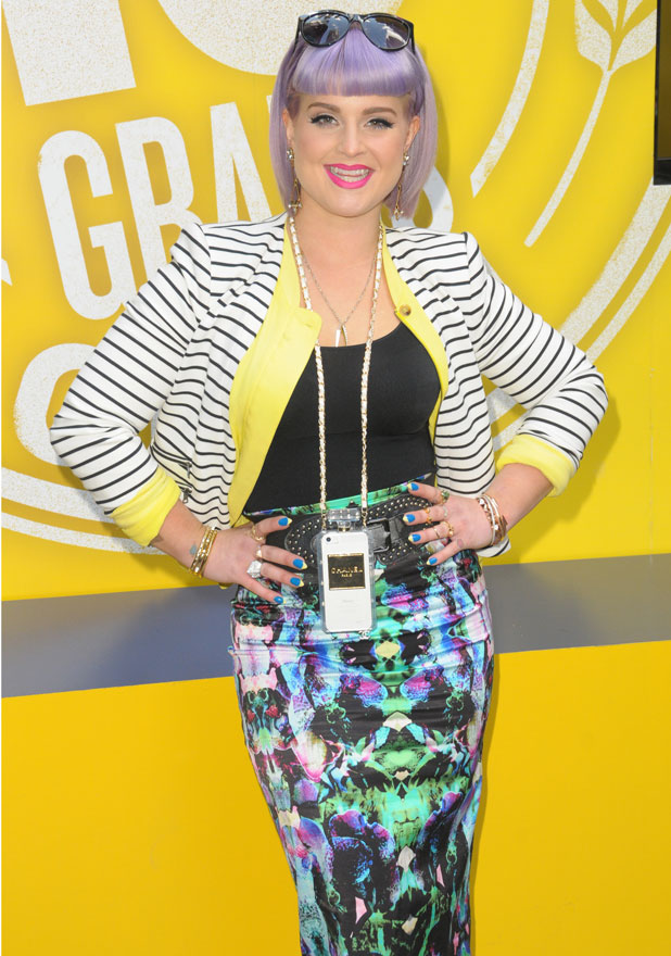"""""""Wheat Thins Popped"""" Launch With Kelly Osbourne, New York, 9 April 2014"""