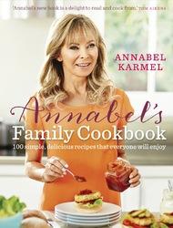 Annabel Karmel family cookbook