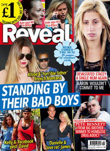 Issue 16 Reveal cover - on sale 22 April 2014