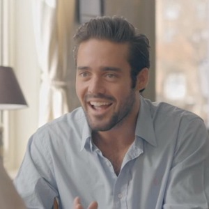 Made In Chelsea's Spencer Matthews has coffee with Emma Miller. Aired 14 April 2014.