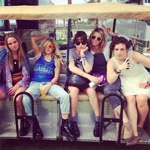 Ellie Goulding rocks Coachella, 18 April 2014