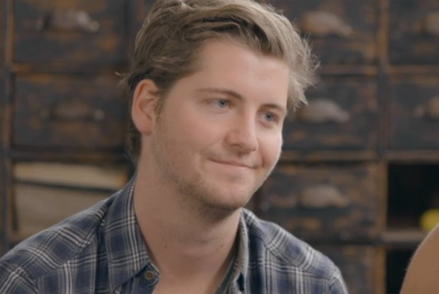 Made In Chelsea's Stevie Johnson talks about his split from Poppy Fisher. Aired 14 April 2014.