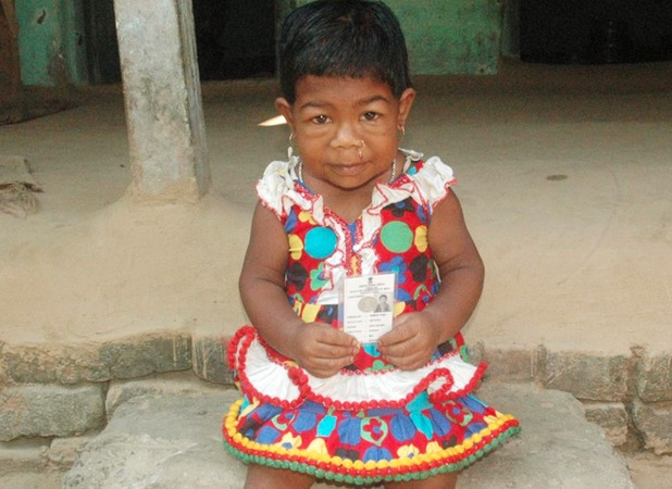 Ajifa Khatun, teen trapped in toddler's body