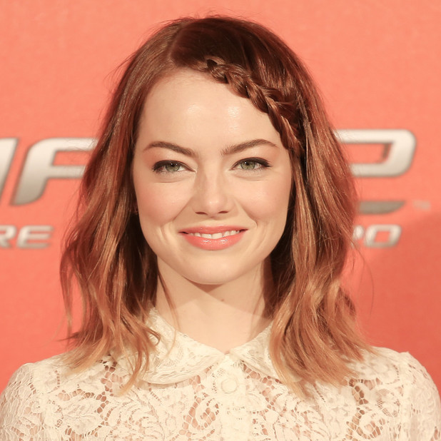 Emma Stone, The Amazing Spider-Man 2: The Power of Electro - Photocall in Rome, 14 April 2014