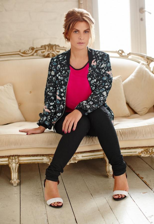 Coleen Rooney models her new spring/summer '14 collection for Littlewoods - 15 April 2014