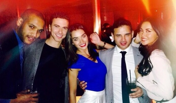 Corrie's Ryan Thomas rumoured to be dating Amy Jackson - 22 April 2014