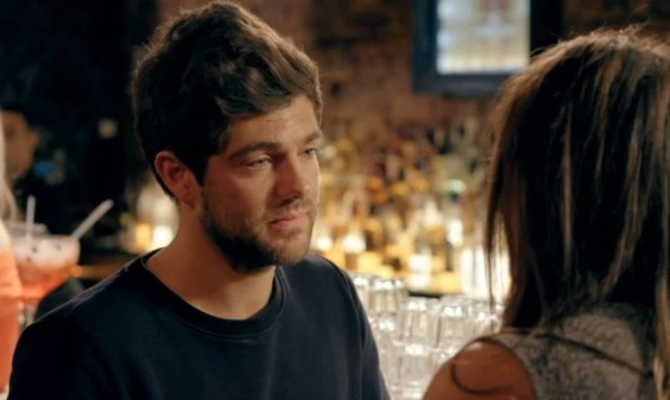 Alex Mytton chats to Binky Felstead about cheating allegations - 22 April 2014