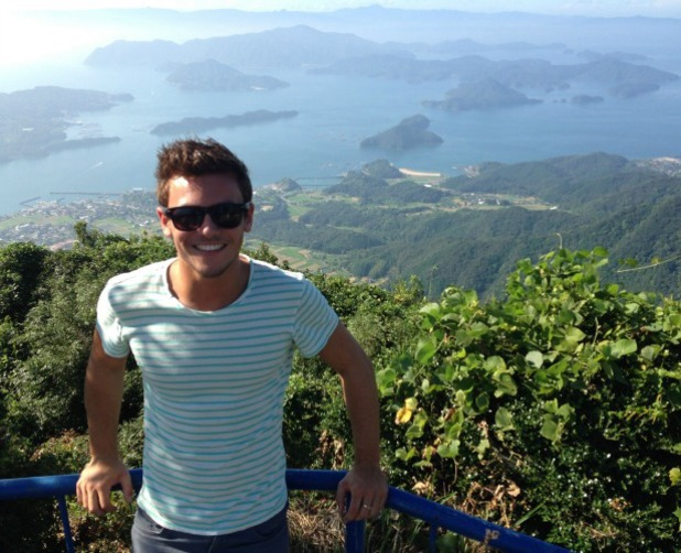 Tom Daley Goes Global: Tom and Sophie visit New Zealand