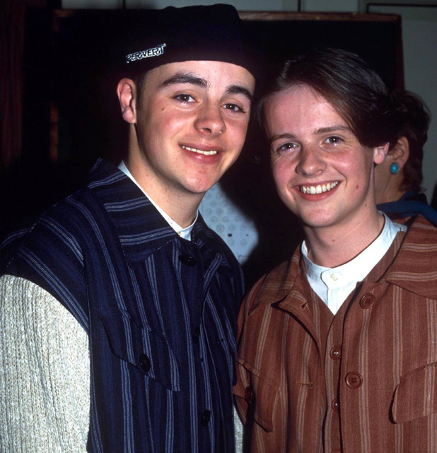 Ant McPartlin and Declan Donnelly - 1994