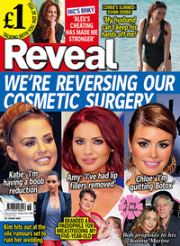 Reveal magazine cover, week 18