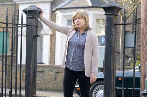 EastEnders, Carol collapses, Fri 2 May