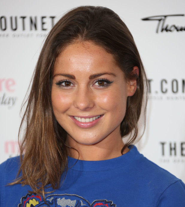 Louise Thompson, Marie Claire 25th Birthday Celebrations featuring Icons of our Time in association with The Outnet at the Cafe Royal Hotel, 17 September 2014