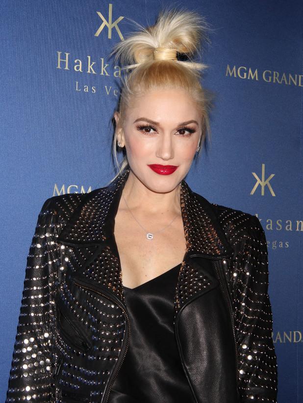 Gwen Stefani at Hakkasan Las Vegas Inside MGM Hotel & Casino Celebrates First Anniversary. 27/04/14