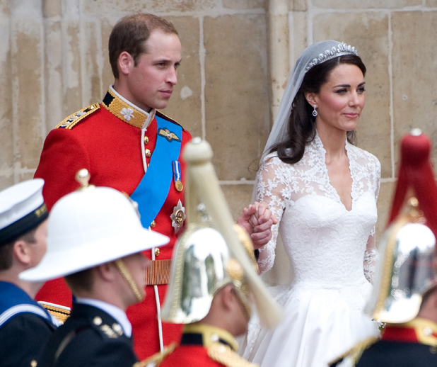 The Wedding of Prince William and Catherine Middleton - Westminster Abbey Departures London, England - 29.04.11