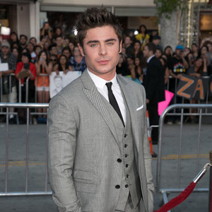 Zac Efron - Celebrities attend Universal Pictures World premiere of NEIGHBORS at Regency Village Theater in Westwood. 28/04/14 Los Angeles, United States