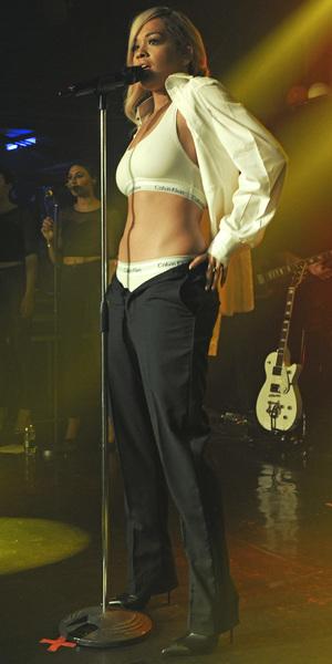 Rita Ora performs at GAY, May 14.