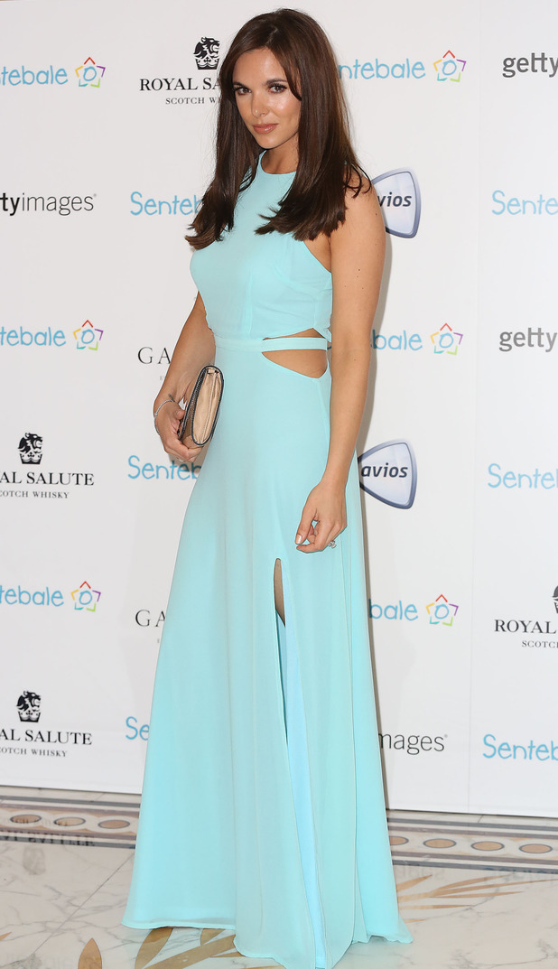 Jodi Albert attends the Sentebale Summer Party held at at The Dorchester Hotel in London, England - 7 May 2014