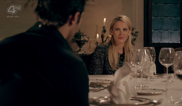 Made In Chelsea episode aired 6 May 2014. Spencer Matthews speaks to ex Stephanie Pratt while on holiday in Venice.