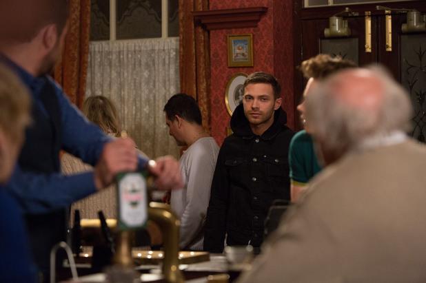EastEnders, Dean arrives, Tue 13 May