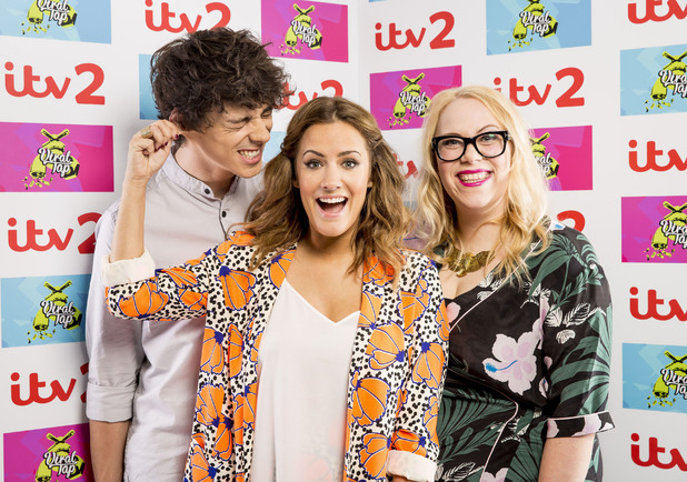 Viral Tap, Caroline Flack, Matt Richardson, Carly Smallman, Sun 11 May