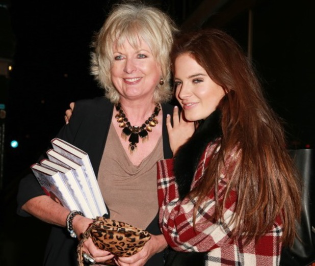 Alexandra Felstead: Being Binky - book launch party at Whisky Mist - 05/06/2014
