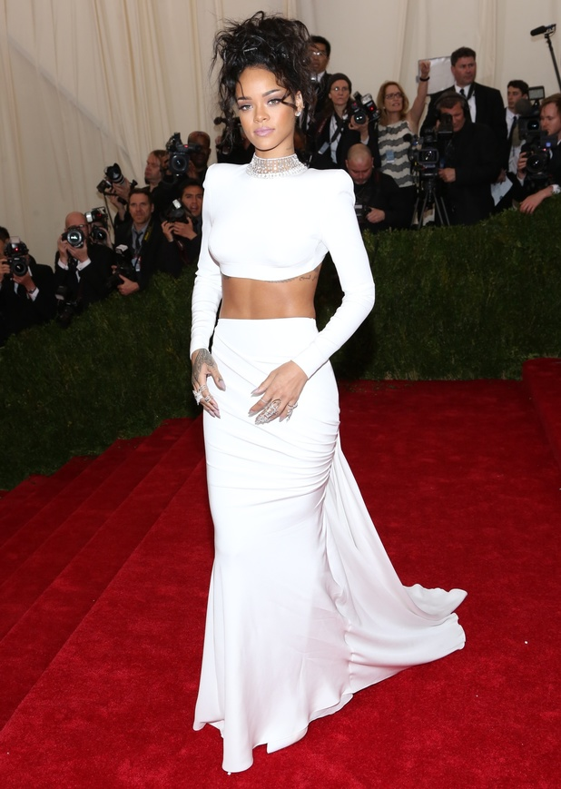 Met Gala 2014: Rihanna, Kim Kardashian, Beyonce