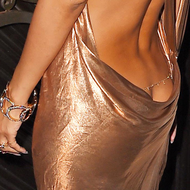 Rihanna at Costume Institute Gala Benefit after party at 'Up and Down', New York, America - 05 May 2014