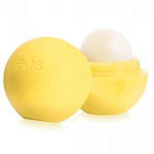 EOS Smooth Sphere Lip Balm in Lemon Drop