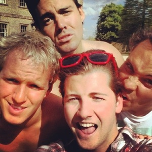 The Made In Chelsea boys enjoy fun-filled trip away from London (14 May).