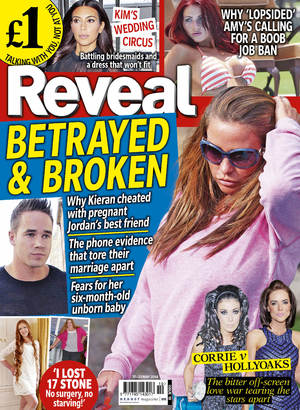 Reveal magazine week 19 2014 cover