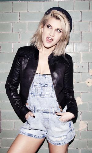 Ashley Roberts promo photo - May 2014.