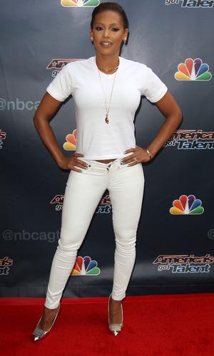 Mel B - America's Got Talent 22 April 2014