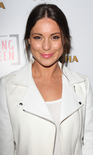 Louise Thompson at Pacata Restaurant VIP launch held in Covent Garden - Arrivals 28 March 2014. London, United Kingdom